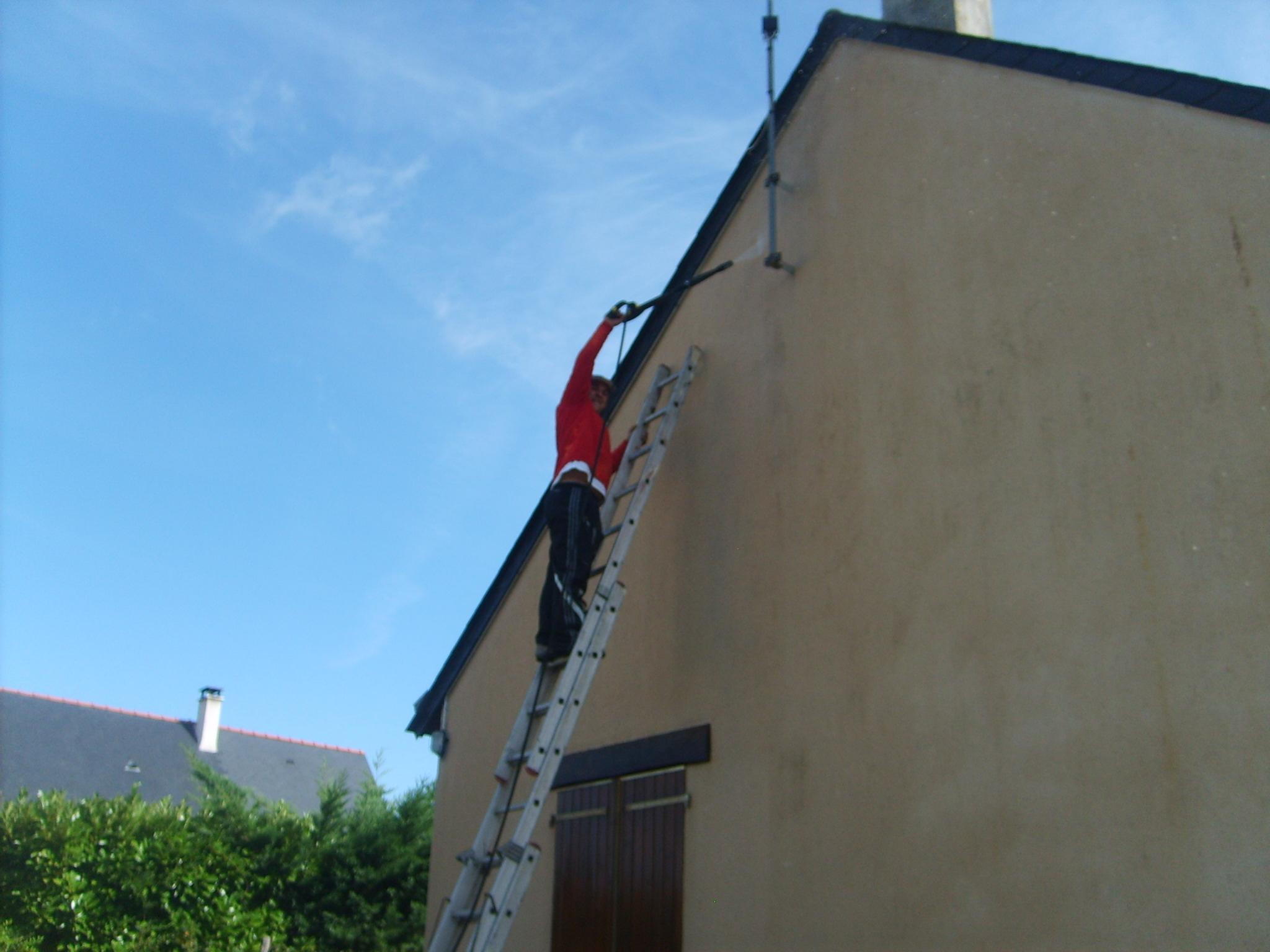 Nettoyage facade
