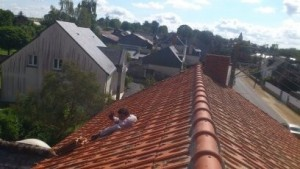 réparation de faîtage Chalonnes-sur-Loire