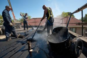 étanchéite toiture a Maurepas